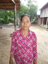 Recycler Sokhern - 50 year old mother of 5, from Battanbang